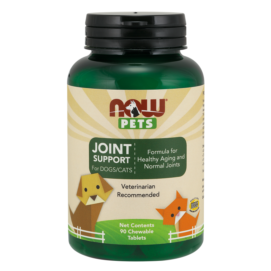 Now Pets Joint Support for Dogs and Cats