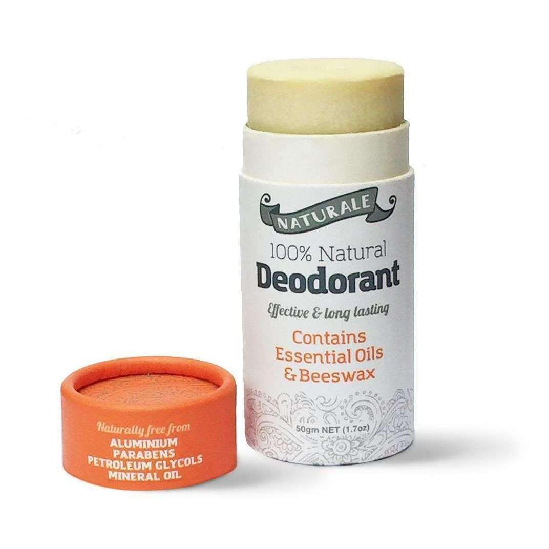 Naturale 100% Natural Deodorant - Short Dated