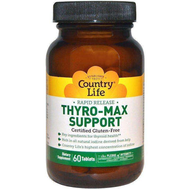 Country Life Thyro-Max Support