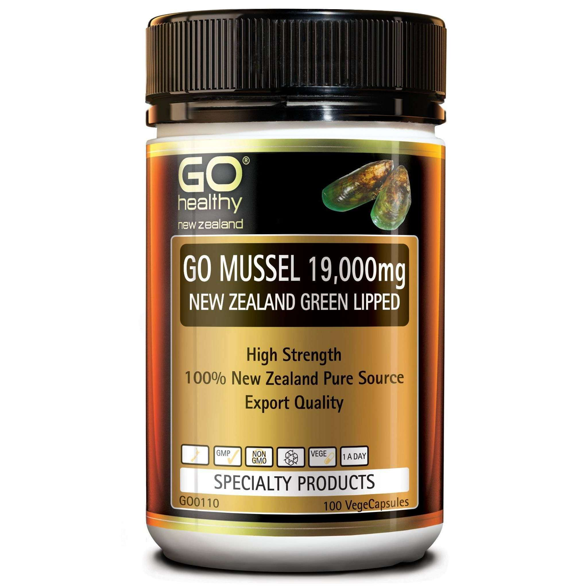 Go Healthy Go Mussel 19,000mg