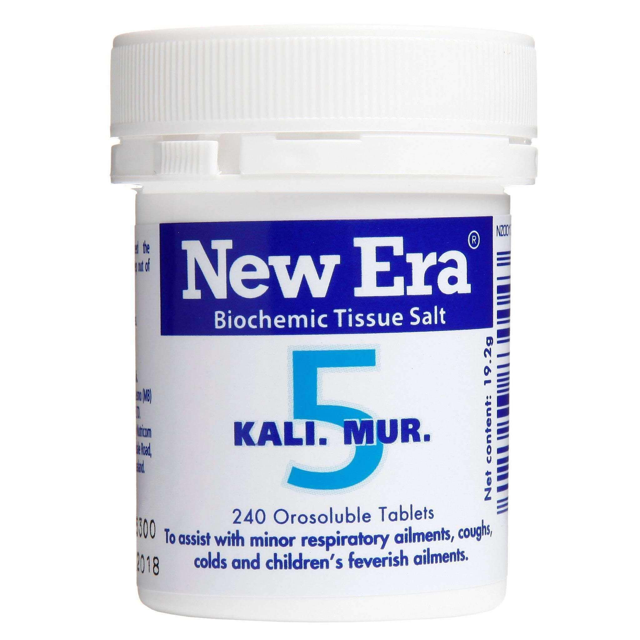 New Era No.5 Kali Mur - The Decongestant.