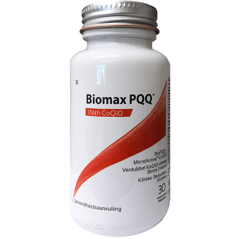 Biomax PQQ with CoQ10