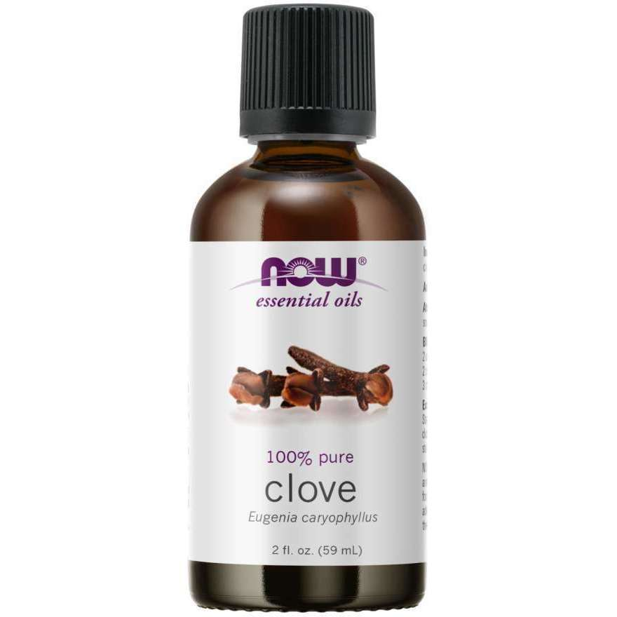 Clove Essential Oil (Eugenia Caryophyllus), 100% Pure