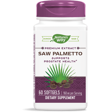 Nature's Way Saw Palmetto Standardised