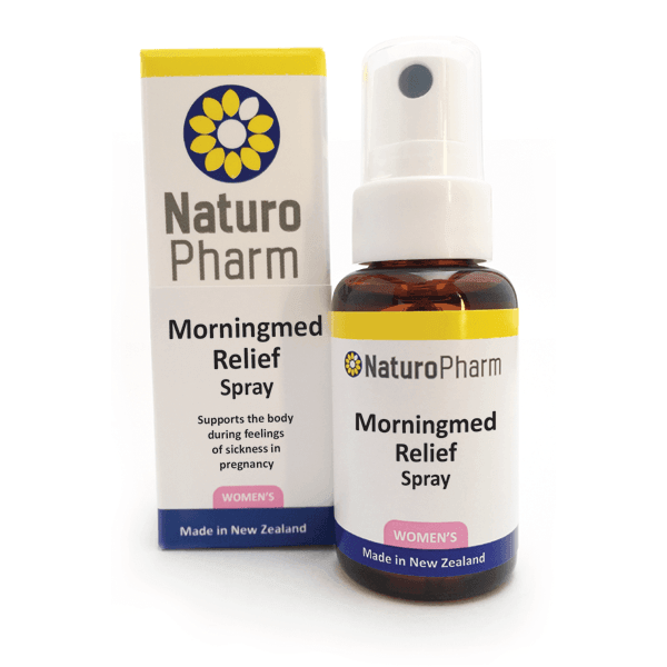 Naturo Pharm Morningmed Relief Spray