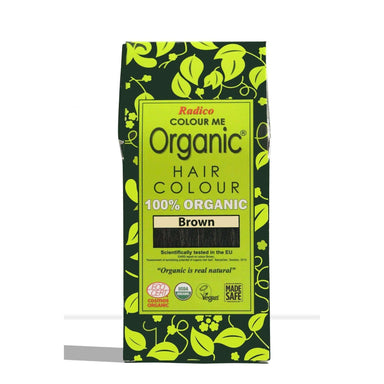 Radico Organic Hair Colour - Brown