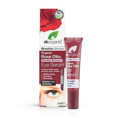 Dr.Organic Rose Otto Eye Serum