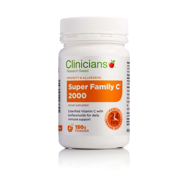 Clinicians Super Family C Powder