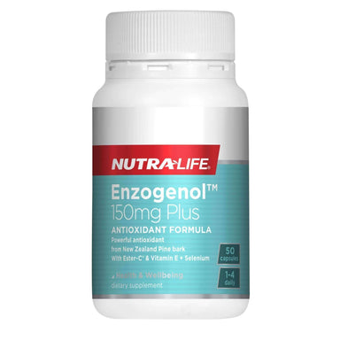 Nutra-Life Enzogenol High Potency with ACE + Selenium