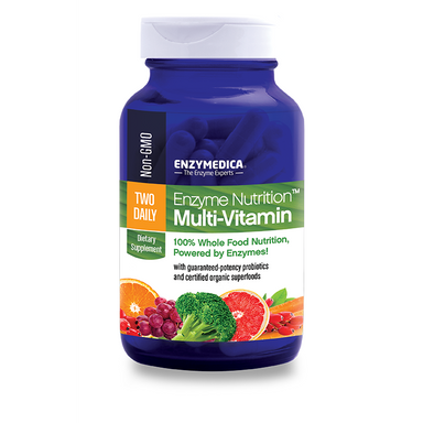 Enzymedica Enzyme Nutrition Two Daily Multi-Vitamin