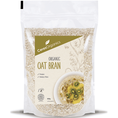 Ceres Organics Natural Oatbran