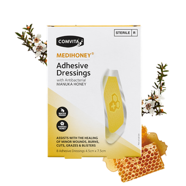 Comvita Medihoney Adhesive Dressing (Large)