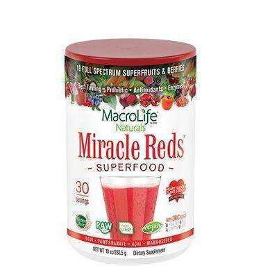 Miracle Reds
