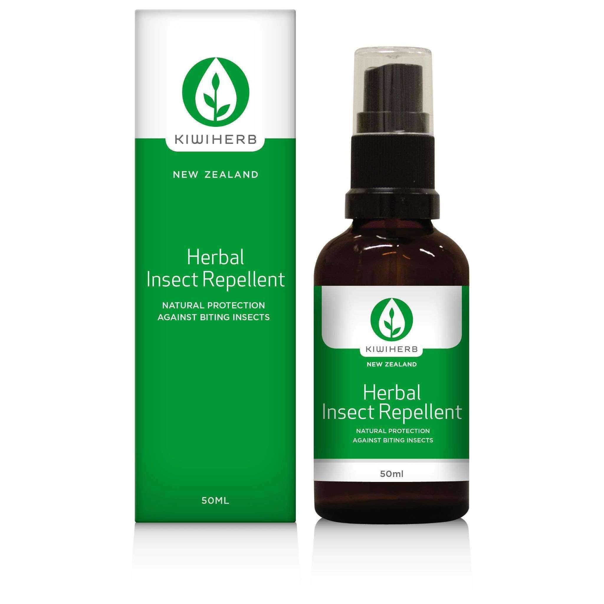 Kiwiherb Herbal Insect Repellent 50ml