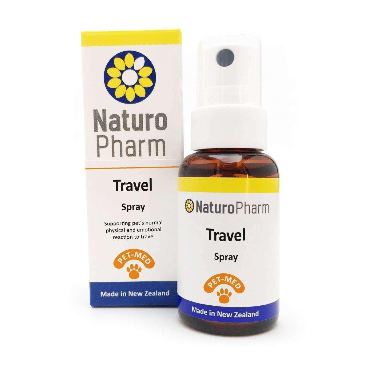 NaturoPharm Pet-Med Pet-Med Travel Spray