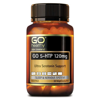 Go Healthy Go 5-HTP 120mg