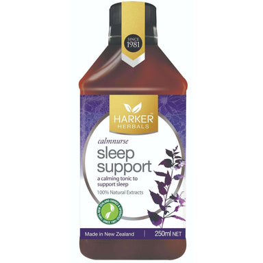 Harker Herbals Calmunurse Sleep Support