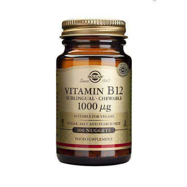 Solgar Vitamin B12 Nuggets