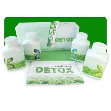 Brett Elliott Ultimate Herbal Detox Kit