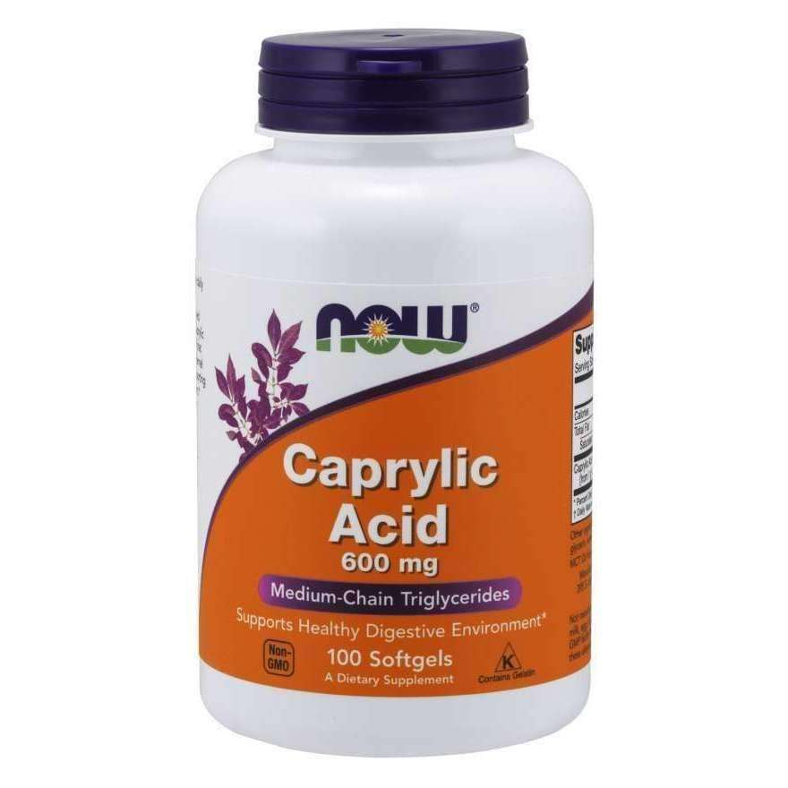 Now Caprylic Acid