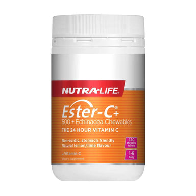 Nutra-Life Ester C with Echinacea