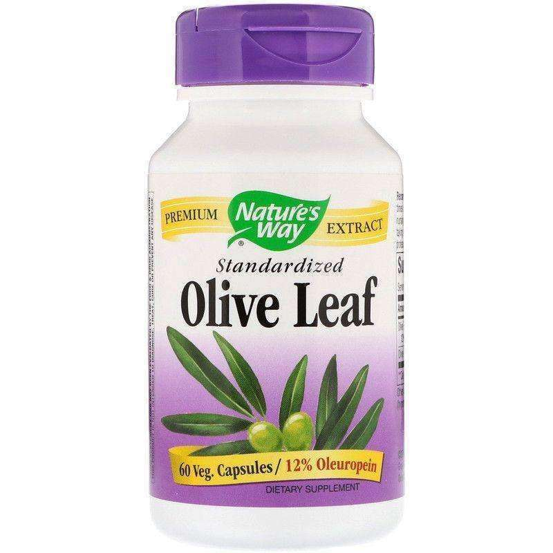 Nature's Way Olive Leaf Extract Standardised