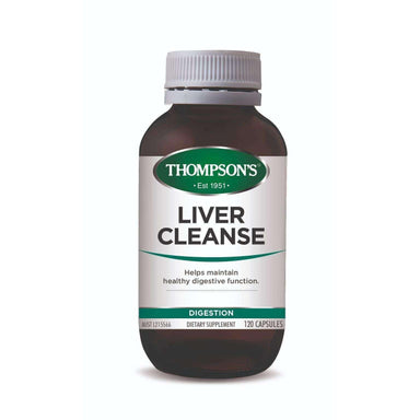 Thompsons Liver Cleanse