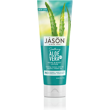 Jason Aloe Vera 84% Hand and Body Lotion
