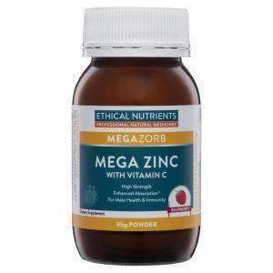 Ethical Nutrients Mega Zinc Powder