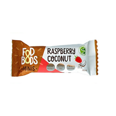 FodBods Low FodMap Raspberry Coconut