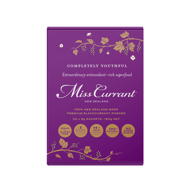 Miss Currant Miss Currant 100% Blackcurrant Powder