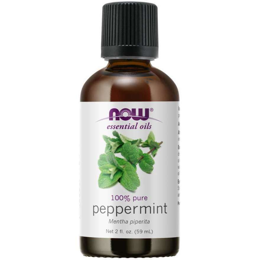 Peppermint Essential Oil (Mentha Piperita), 100% Pure