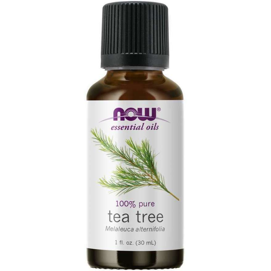 Now Tea Tree Oil (Melaleuca Alternifolia), 100% Pure