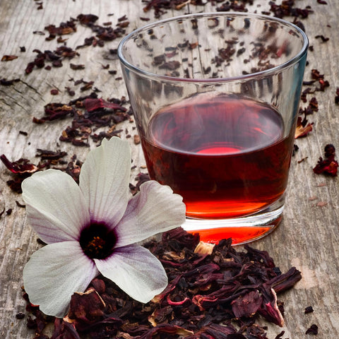 Pure Hibiscus Tea