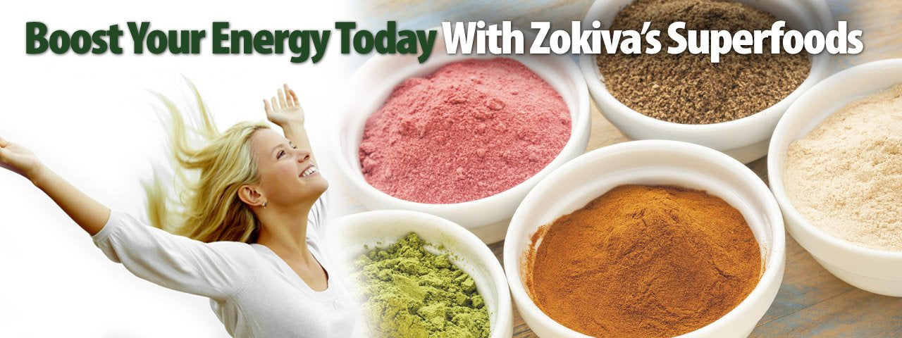Zokiva Superfoods