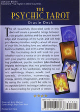 Charger l'image dans la galerie, The Psychic Tarot Oracle Cards