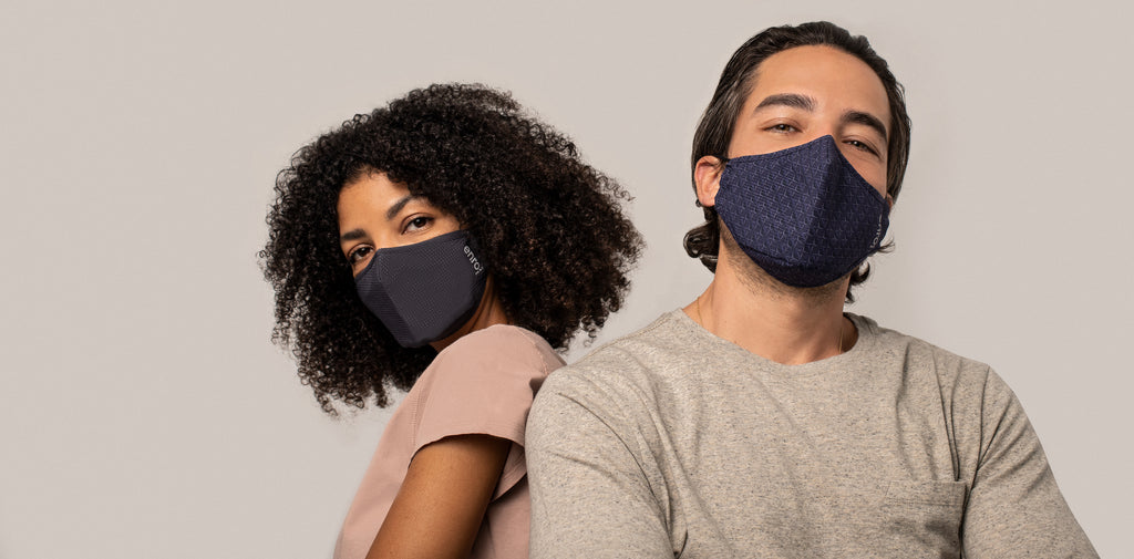 fitted face masks