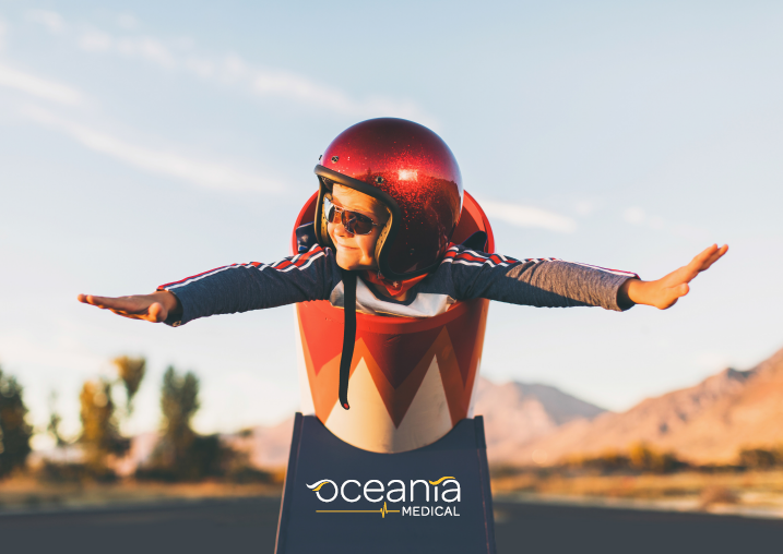 Oceania Medical Launches Client Portal