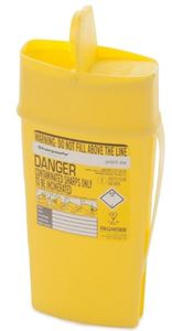Open Sharps Container 0.6L