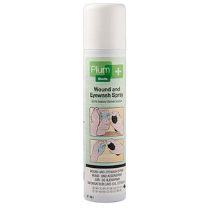 Plum Wound & Eye Spray