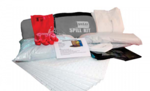 50 Litre Oil Spill Kit