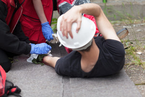 Scenario Based First Aid Training