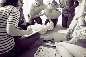 On Site Defibrillator & First Aid Kit Training Course
