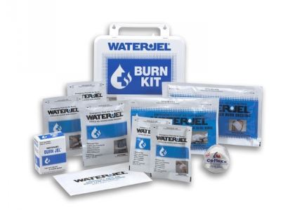 Industry Welding Burn Kit With Wall Mounting Bracket