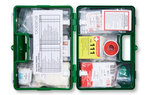 Wall Mount Workplace First Aid Kit
