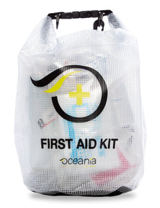 First Aid Kit Dry Bag- Empty