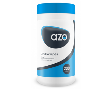 Azo Wipes- Commercial grade alcohol wipes