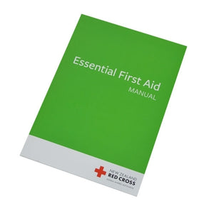 Red Cross First Aid Book