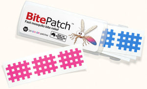Bite Patch- Chemical Free Patch For Insect Bites