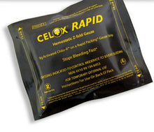 Load image into Gallery viewer, Celox Blood Clotting Gauze - Rapid